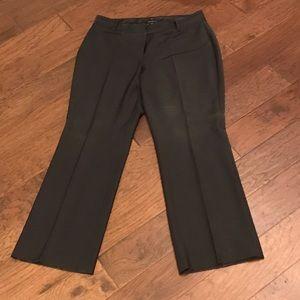 Talbots Black Curvy 14 Dress/Suit Pants